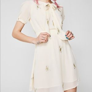 For Love And Lemons Dresses - For Love & Lemons Scorpion Dress